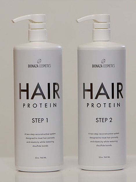 Hair Protein Sample 3oz