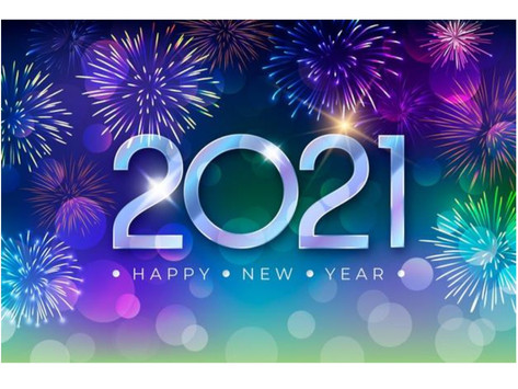 Gute Wünsche zum Neuen Jahr