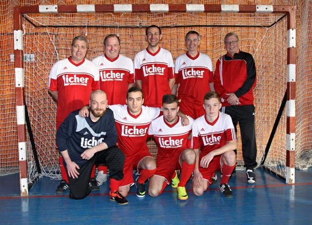 Fußball-Turnier in Bruntal