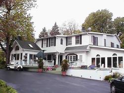 Typisches Landhaus