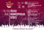 Stadtfest in Sebes