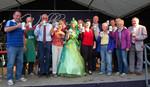 Büdinger Altstadtfest war auch ein Fest der Begegnungen