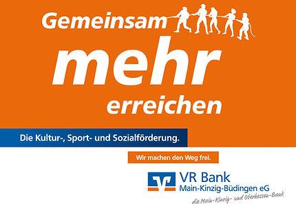 Logo VR Bank Main-Kinzig-Büdingen