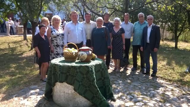 Erste Eindrücke vom Stadtfest in Sebes