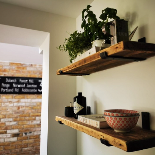 Scaffold Board Shelf 60cm