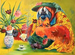 Sumatran Florist