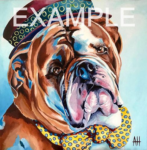 Custom Pet Commission for Vicki