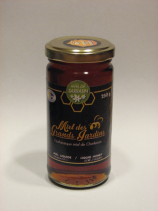 Charlevoix Buckwheat Honey