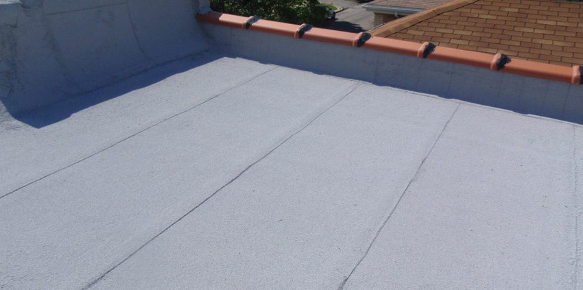 Becker Roofing White Roof