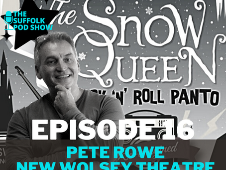 The Snow Queen Rock 'n' Roll Panto at the New Wolsey Theatre, Ipswich 2020