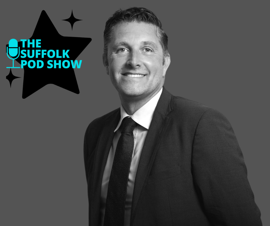 Alex Till on The Suffolk Pod Show