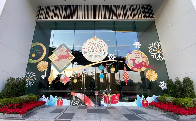 聖誕節設計及佈置 Christmas Design & Installation