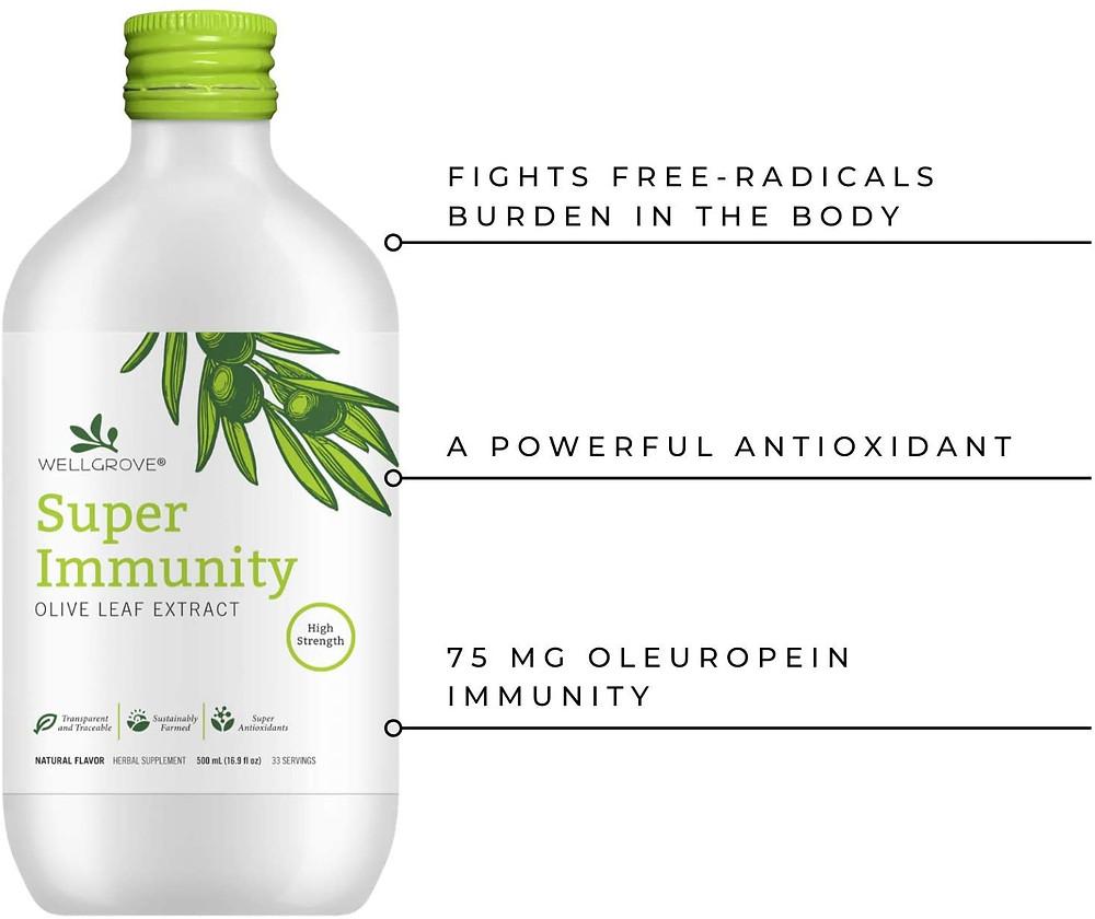 Wellgrove Immune Support