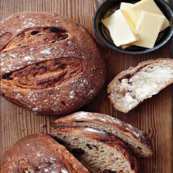 Bake Date And Rye Bread