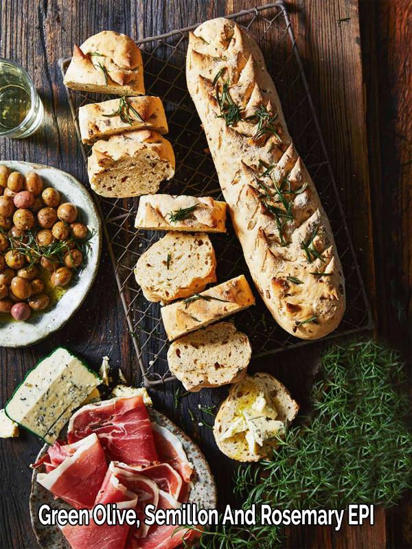 Green Olive, Semillon And Rosemary EPI