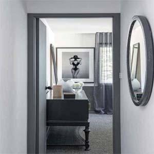 Create a pleasing flow between rooms