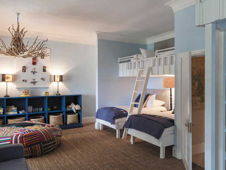 5 Tips To Make Your Child's Room Magical
