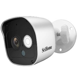 Srihome ultra hd wireless wifi cctv camera