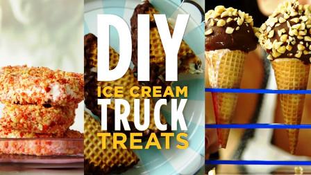 DIY Ice cream : Make you ice cream before summer