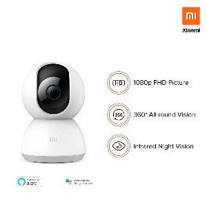 Mi 360-degree 1080P WiFi Home Security Camera
