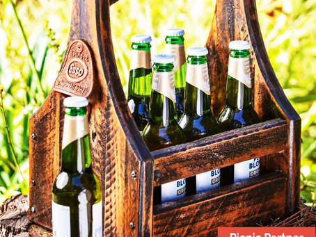 How To Make An Antique Look Wooden Six Bottle Beer Caddy, Beer Carrier, Beer Tote, Holder Under $100