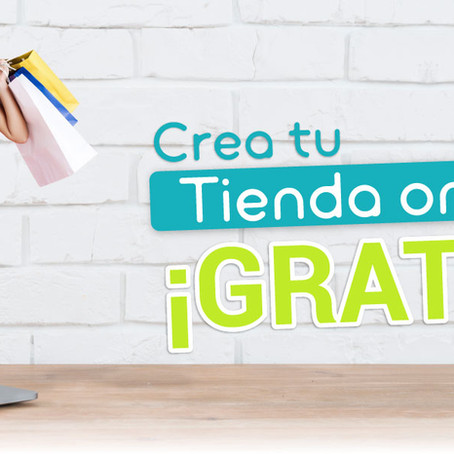 Crea tu tienda online GRATIS