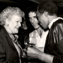 Danny at PDT Reception 1987 with Germain
