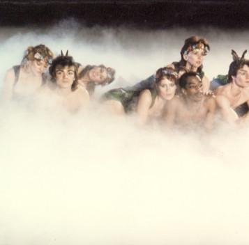 Divine Air (1985) (posed cast)