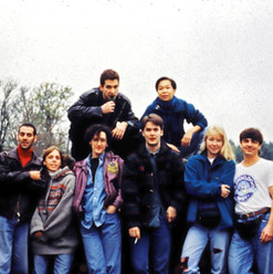 Grossman Company Eastern Tour 1991.jpg