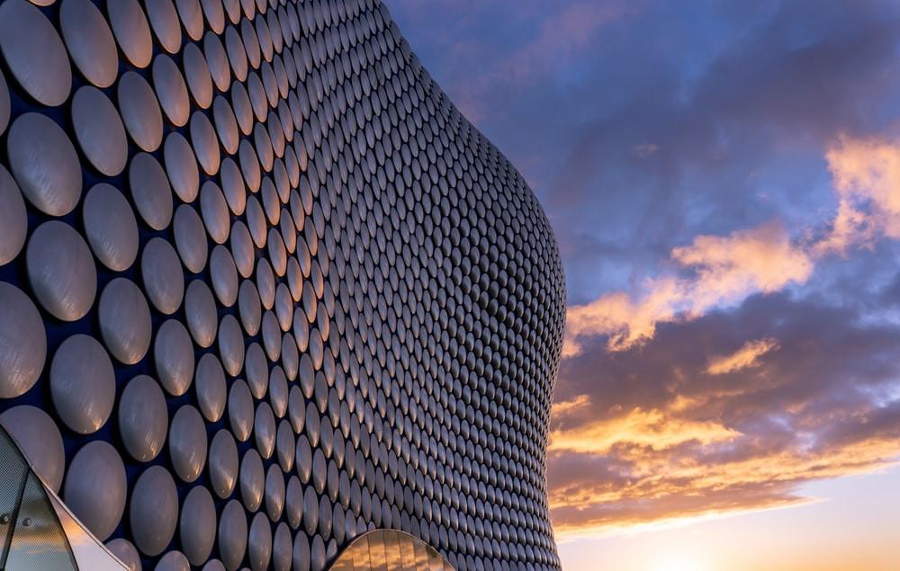 Delta Financial Systems| Birmingham Skyline