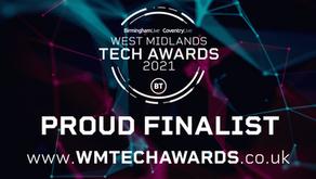 Proud Finalist - Digital Development Team of the year!
