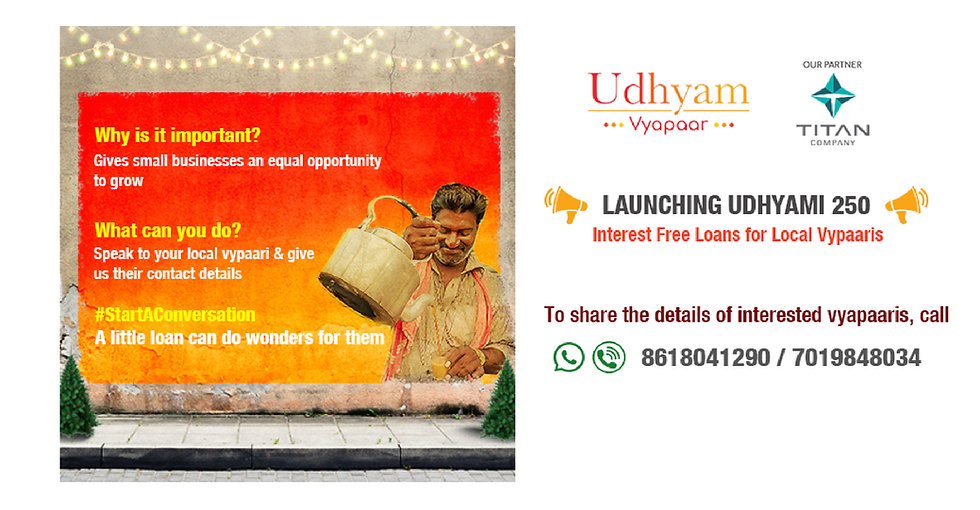 UDHYAM Annual Report 2019-2020 banner-03