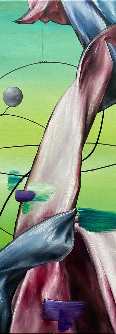 Abstracciones Figurativas II, by Jesús Calzada.