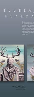 Decadencias Sublimes. Primeras obras by Calzada.
