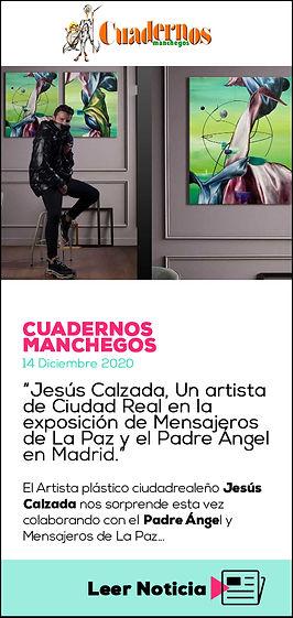 CUADERNOS MANCHEGOS MENSAJEROS DE LA PAZ