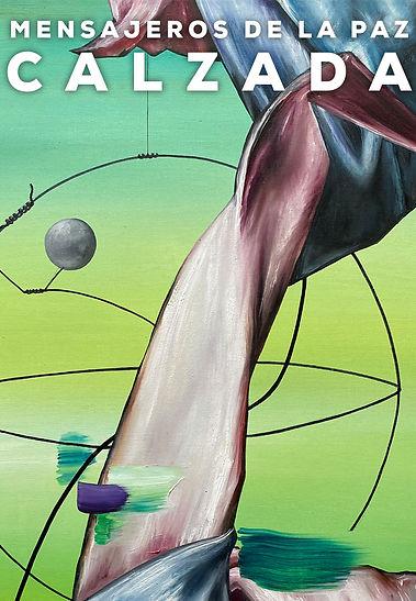 Jesús Calzada Art Gallery. Exposición Colectiva para Mensajeros de la Paz. A favor del Padre Angel. Comisariada por Lola Rodriguez.
