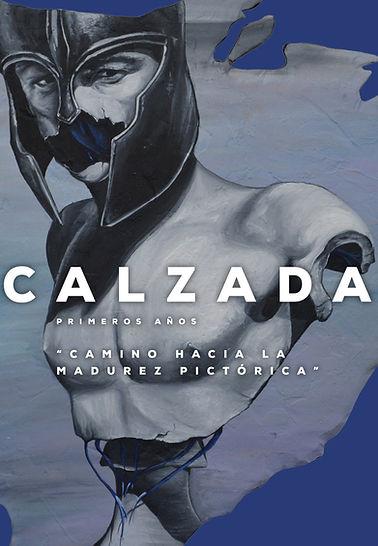 Jesús Calzada Art Gallery. Primeras Obras. Camino hacia la madurez pictórica.