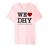 WE love DHY (black Fonts)