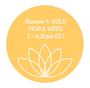 Blossom 1 Gold