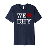 We Heart DHY Shirt