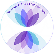 Blossom 2 The 8 Limbs of Yoga