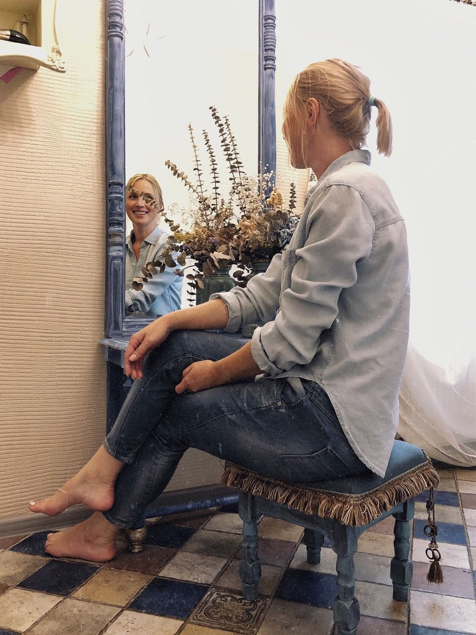Раритетное зеркало