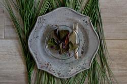 Каменная посуда