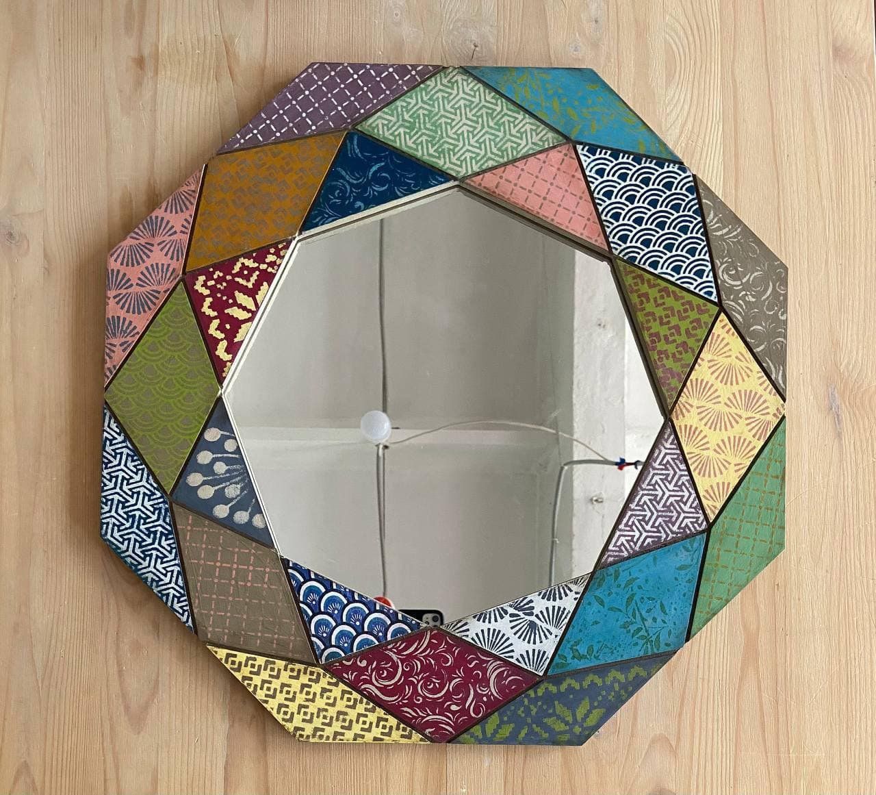 Зеркало «Пэчворк» | 26 сент 11:00