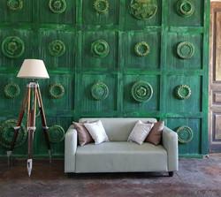 Как покрасить диван