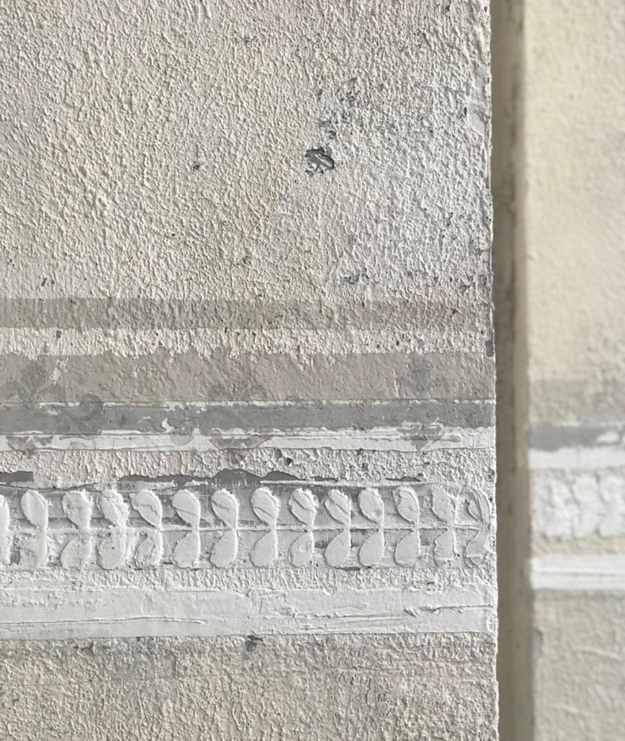 Декор старой стены