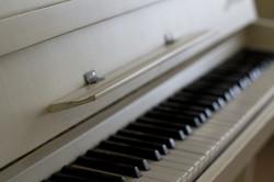 Старое-новое пианино