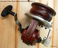 Seamartin vintage fishing reel rare model 2