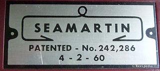 7-Seamartin Monarch first model..JPG