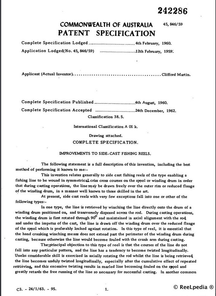 Seamartin Patent Aplication Approval p1
